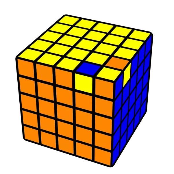 Cube clipart rubicks Solutions parity cube? be found
