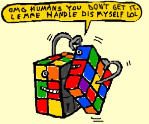 Cube clipart rubicks 2 Rubik's More Let Page