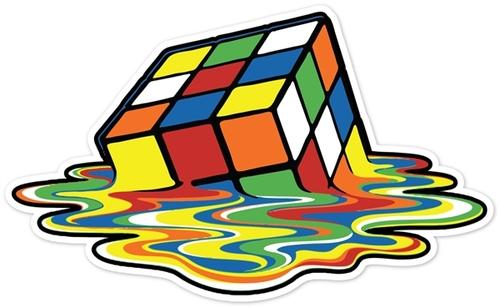 Cube clipart rubicks Walls Cube Image 360 1