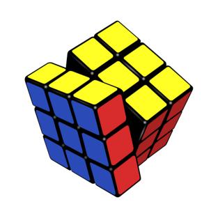 Cube clipart rubicks T Cube Rubiks Shirts TeePublic