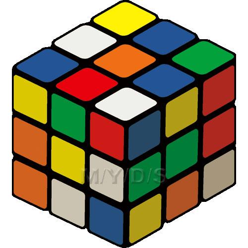 Cube clipart rubik's cube Cubes picture / art /