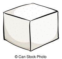 Cube clipart sugar cube An spoon  sugar Sugar