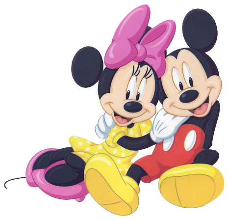 Kopel clipart cuddle Cuddle  & & Minnie