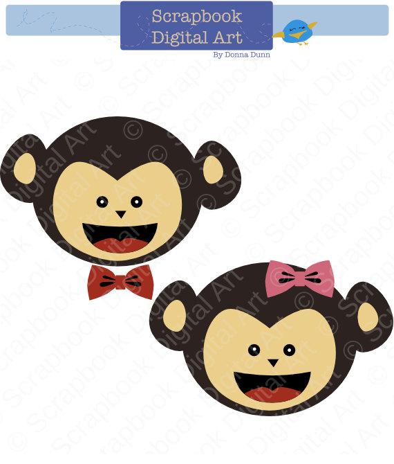 Cuddle clipart adorable Cuddly Cute monkey adorable