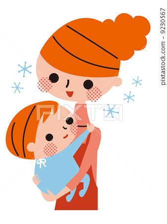 Cuddle clipart affection #2