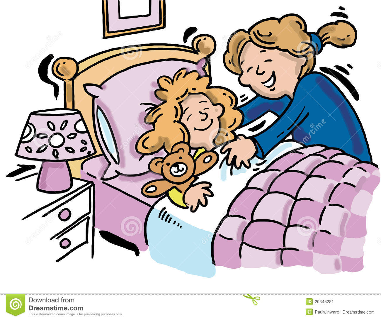 Cuddle clipart bedtime Bedtime Clipart Bedtime Tiny Clipart
