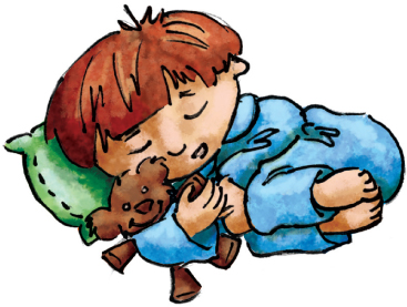 Cuddle clipart bedtime Before Buschbacher nap the