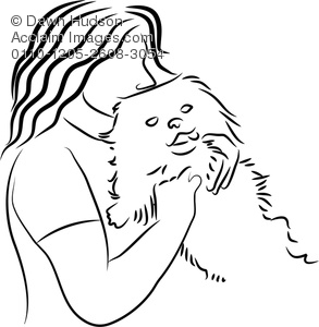 Cuddle clipart black and white Cuddling Illustration Simple a Clipart