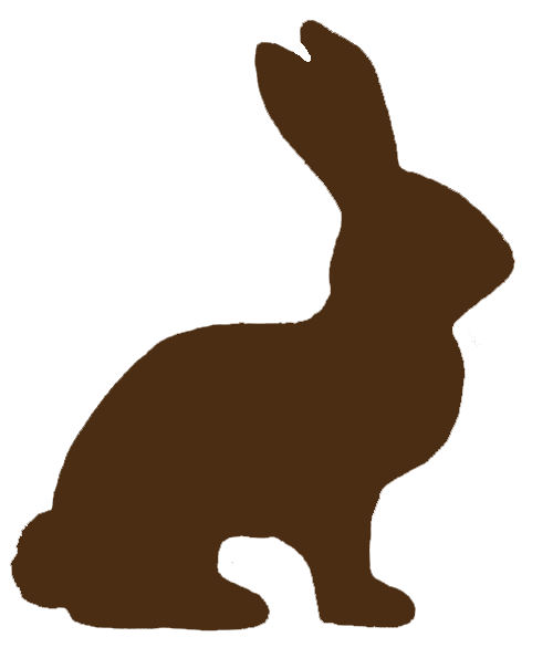 Cuddle clipart brown bunny #4