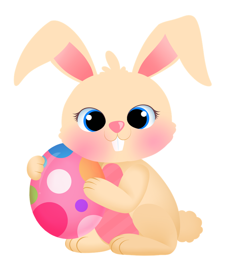Cuddle clipart cute bunny To this an or holding