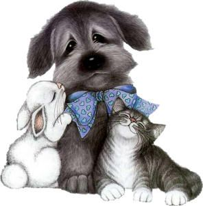 Cuddle clipart dog Find CLIP this more ANIMALS