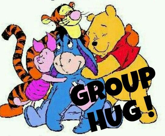 Cuddle clipart family hugs #6
