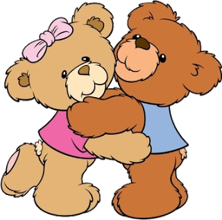 Hug clipart cuddle MACI Each Bears Other art