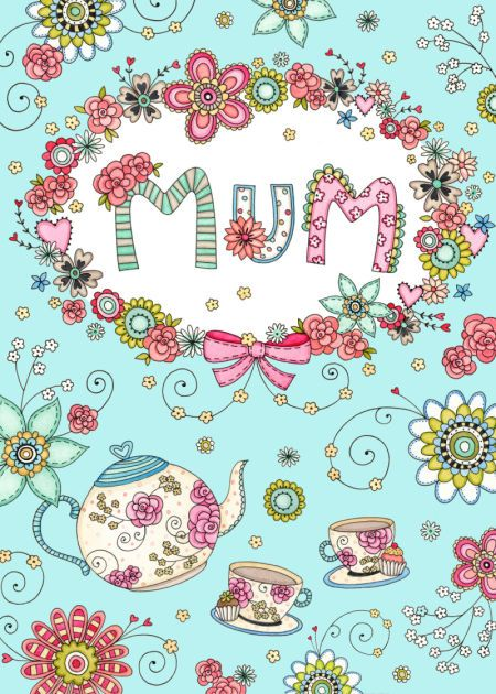 Cuddle clipart madre #7