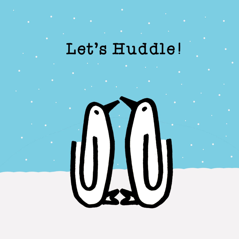 Cuddle clipart penguin love Penguin Cuddle this item? Anniversary