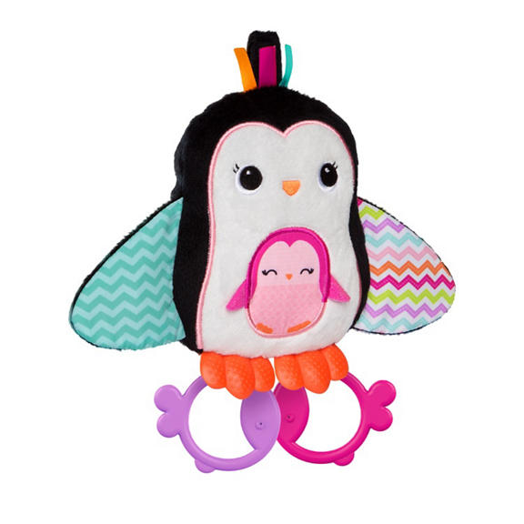 Cuddle clipart penguin love Penguins Cuddle &  Teethe