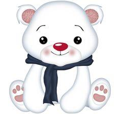 Cuddle clipart polar bear Clipart theme bear Polar Фотки