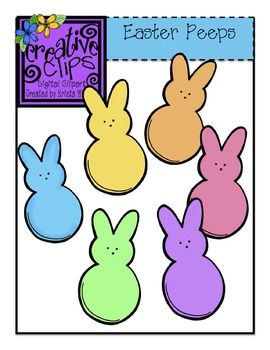 Cuddle clipart spring bunny On Peep {Free} Pinterest Check
