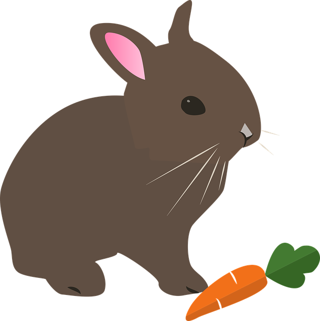 Cuddle clipart spring bunny Max Animal Hare Pixel Nature