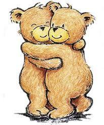 Cuddle clipart two I  bear Bear ♥️Hugs
