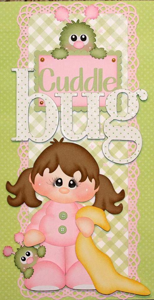 Cuddling clipart Girl