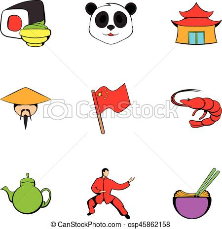 Culture clipart cartoon Style icons style culture cartoon