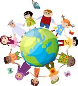Culture clipart child Advantages the disadvantages Teach Tes