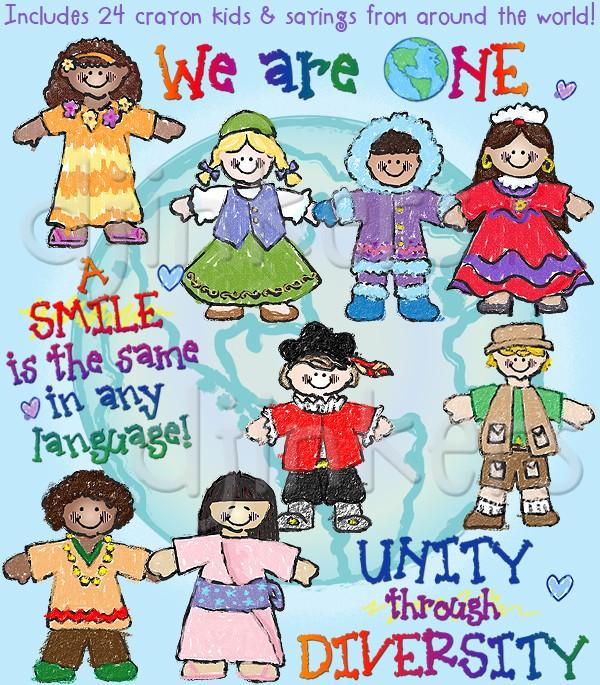 Culture clipart child Clip & crayon studies culture