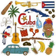 Culture clipart child Kids for Geography Cuba France
