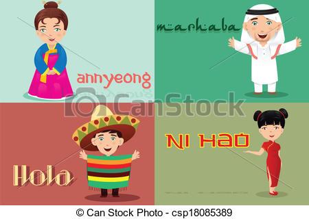 Culture clipart different Panda Art Clip Clipart Culture