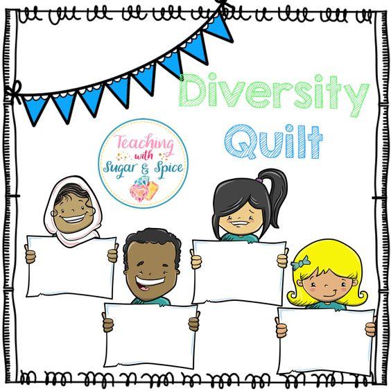 Culture clipart diverse student Quilt:  climate out Quilt