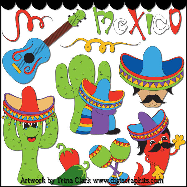 Culture clipart hispanic South The & 1 Web