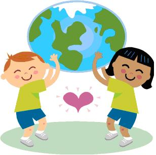 Culture clipart small world You to all and World