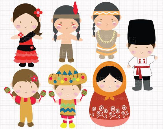 Culture clipart small world CLIP ARTS and ARTS