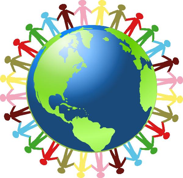 Culture clipart small world Clip Art Download – World