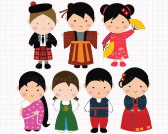 Culture clipart world culture #12