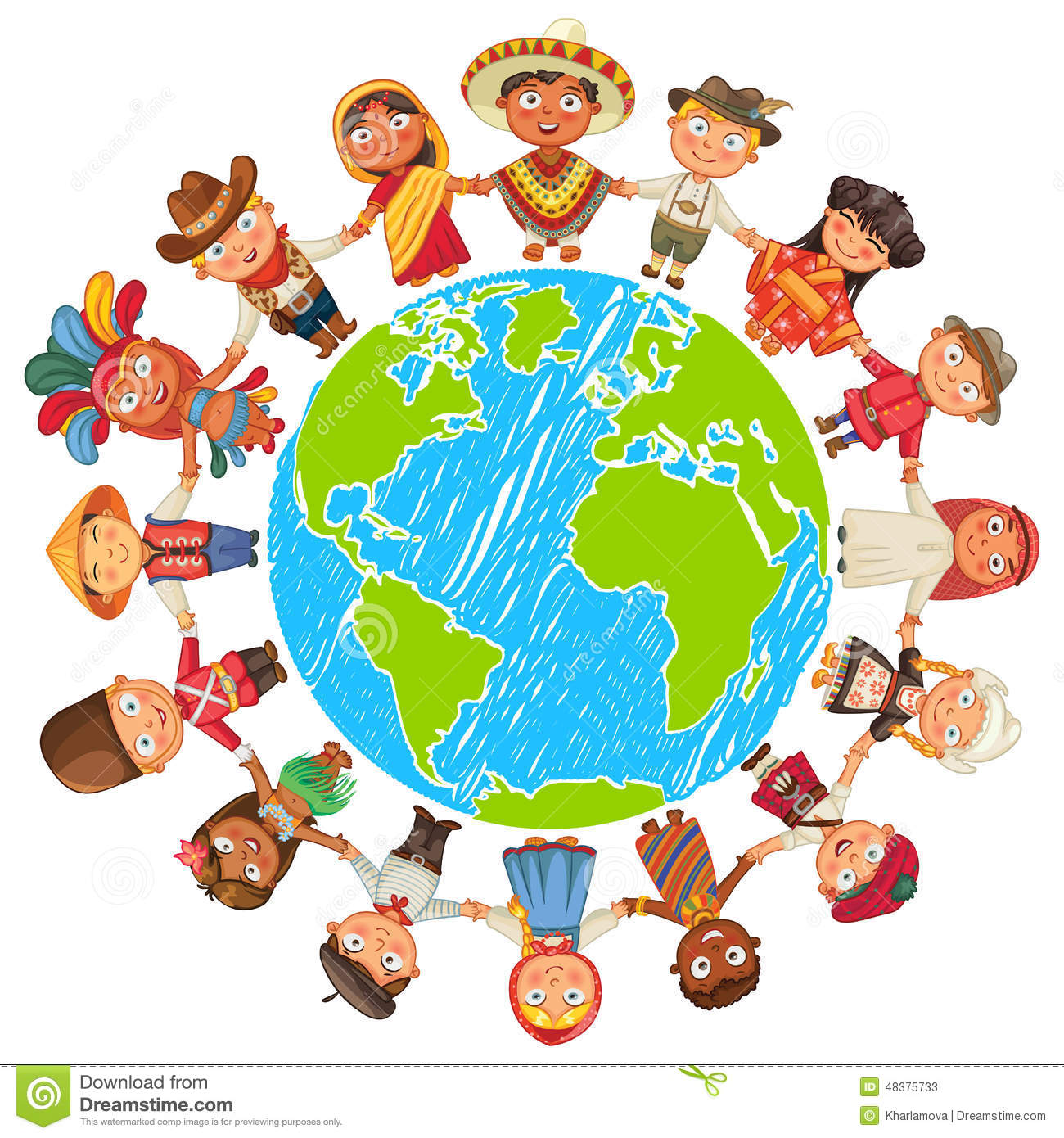 Culture clipart world culture #8