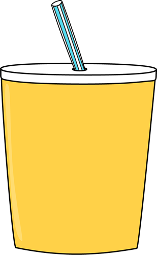 Cup clipart Mugs Clip Art Yellow Cups
