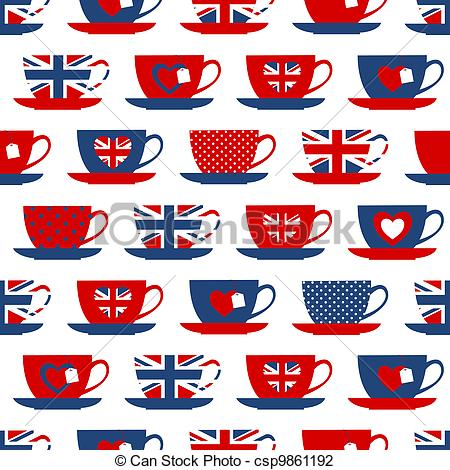 Teacup clipart british Cup Art Clip  Tea
