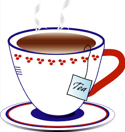 Coffee clipart cup tea Clipart tea tea British clipart