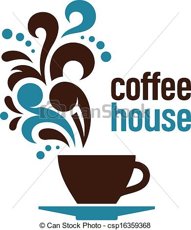 Coffee clipart coffee house Art Vector Clip Coffee