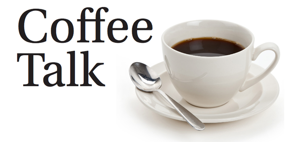 Cup clipart coffee talk Coffee DuBow  Rogozen Jim