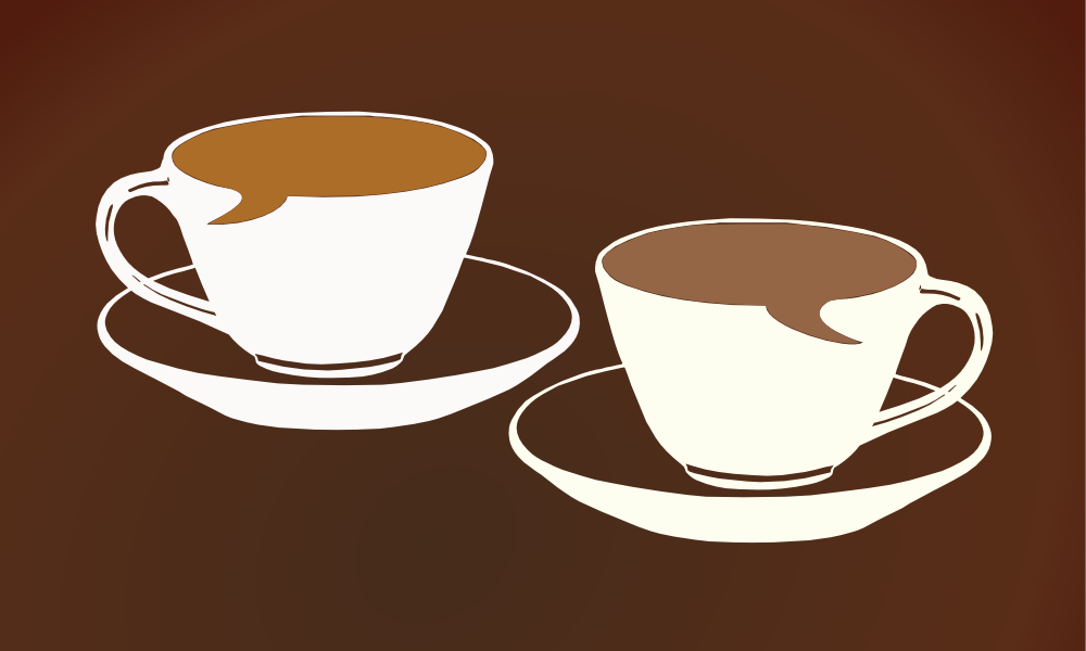 Cup clipart coffee talk Talk of is LeMasney 50