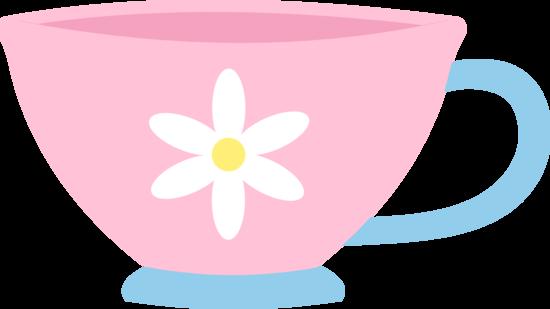 Mug clipart pink Cup Cup Cute Clipart Tea