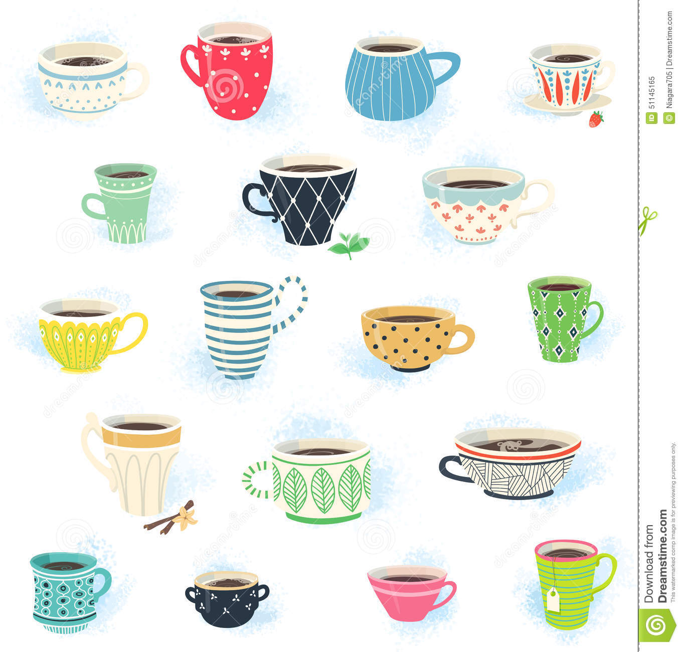 Coffee clipart cup tea Coffee clipart Tea Art And