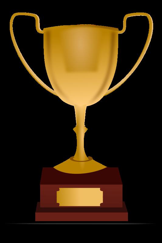 Trophy clipart achievement Trophy Clip Art Download Trophy