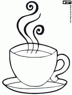 Hot Chocolate clipart hot coffee Cup Vector Breakfast Mug of