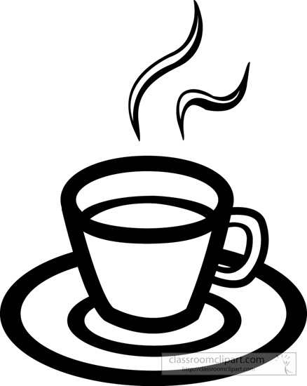 Beverage clipart hot drink Coffee and hot cup coffee