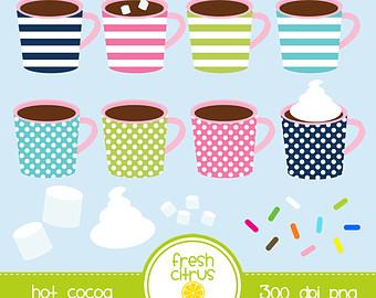 Hot Chocolate clipart warm water Art Hot Hot Mug bar