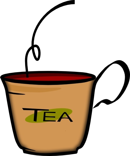 Coffee clipart cup tea Tea of cup tea Clipart
